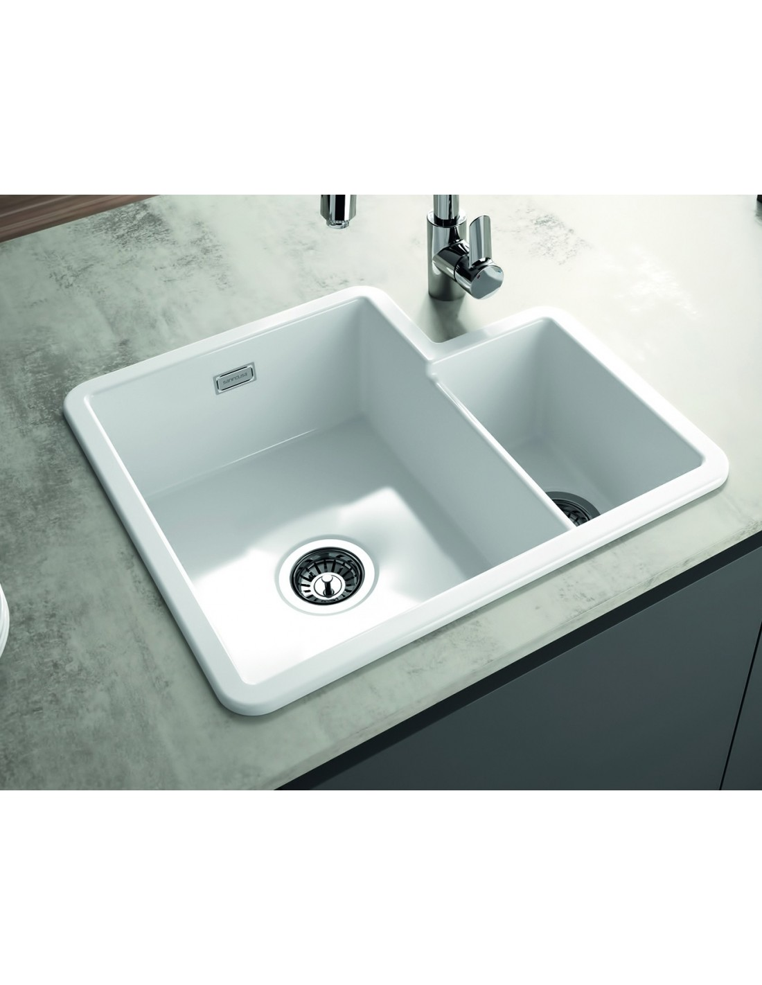 Kitchen Sinks Inset Or Topmount Fitted Kitchen Sinks 1 5 Bowl Kitchen