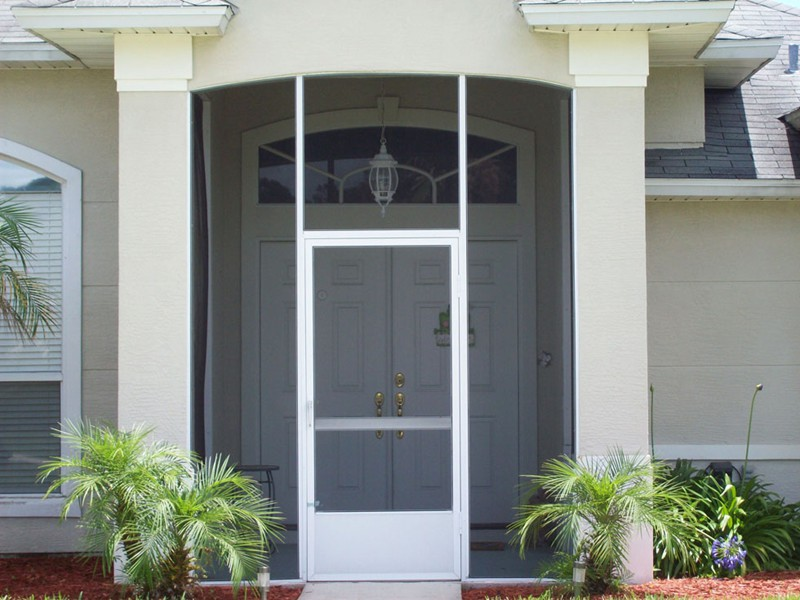 Screen Porch Doors Gallery Of Screened Porches, Screen Doors, And Garage Screens