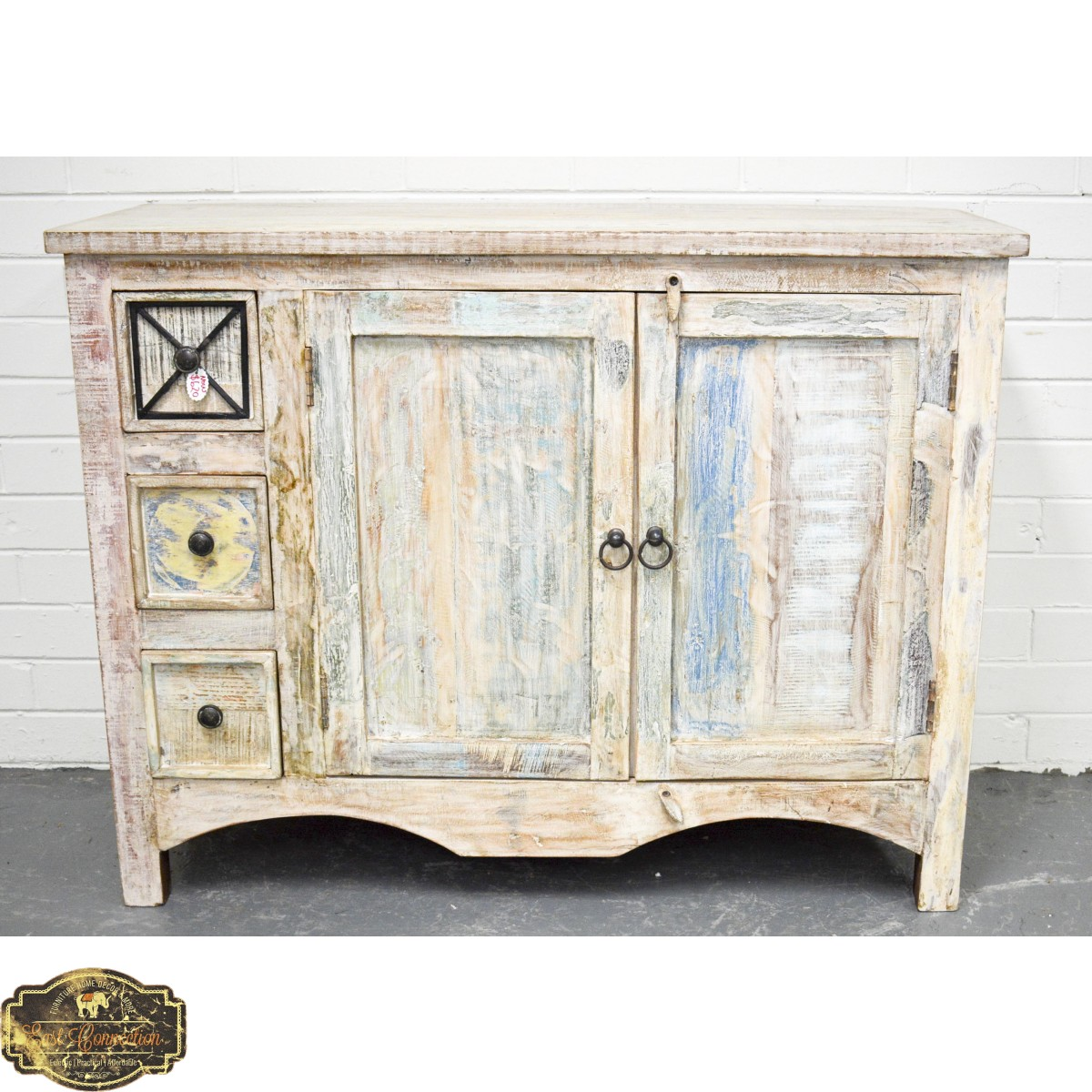 Sideboard Shabby Chic Rustic Shabby Chic Vanity Sideboard Cabinet