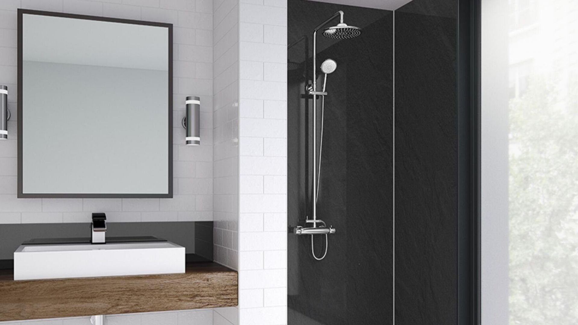 The Shower Wall Panels Transforming Uk Bathrooms East Devon News