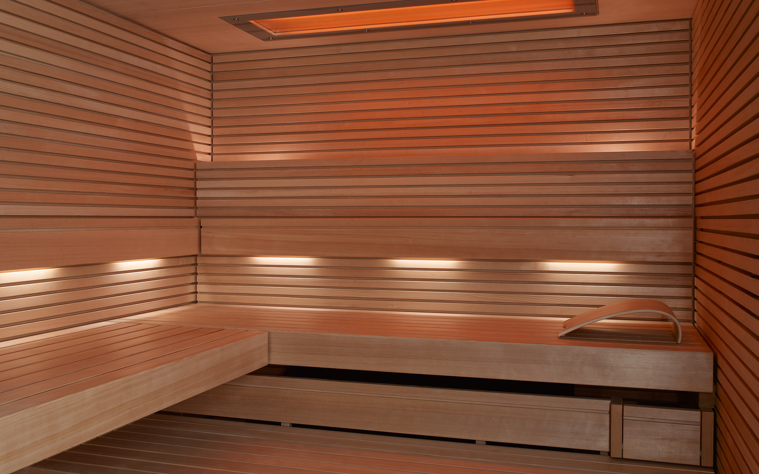 Klafs Frankfurt Klafs Gallery East End Spa Sauna