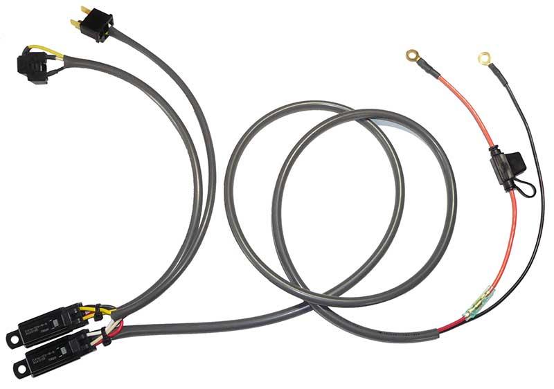 headlight wiring relay kit