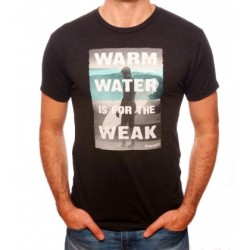 Emerald Warm Water Is for the Weak Tee
