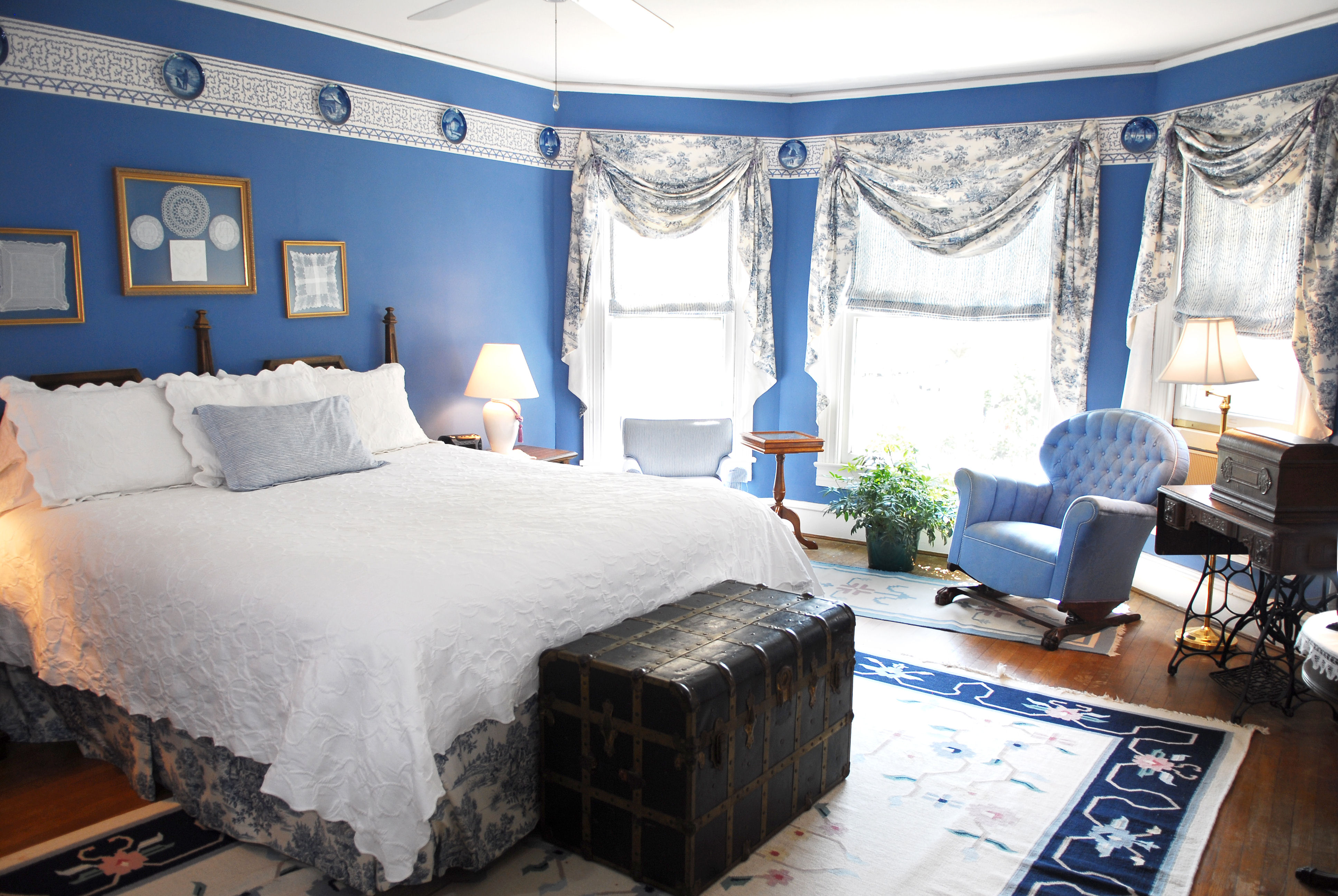 Pictures Of Blue Bedrooms Chesapeake Bay Real Estate Life And Real Estate On The