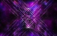 How To Create A Cosmic Abstract Shards Poster Design