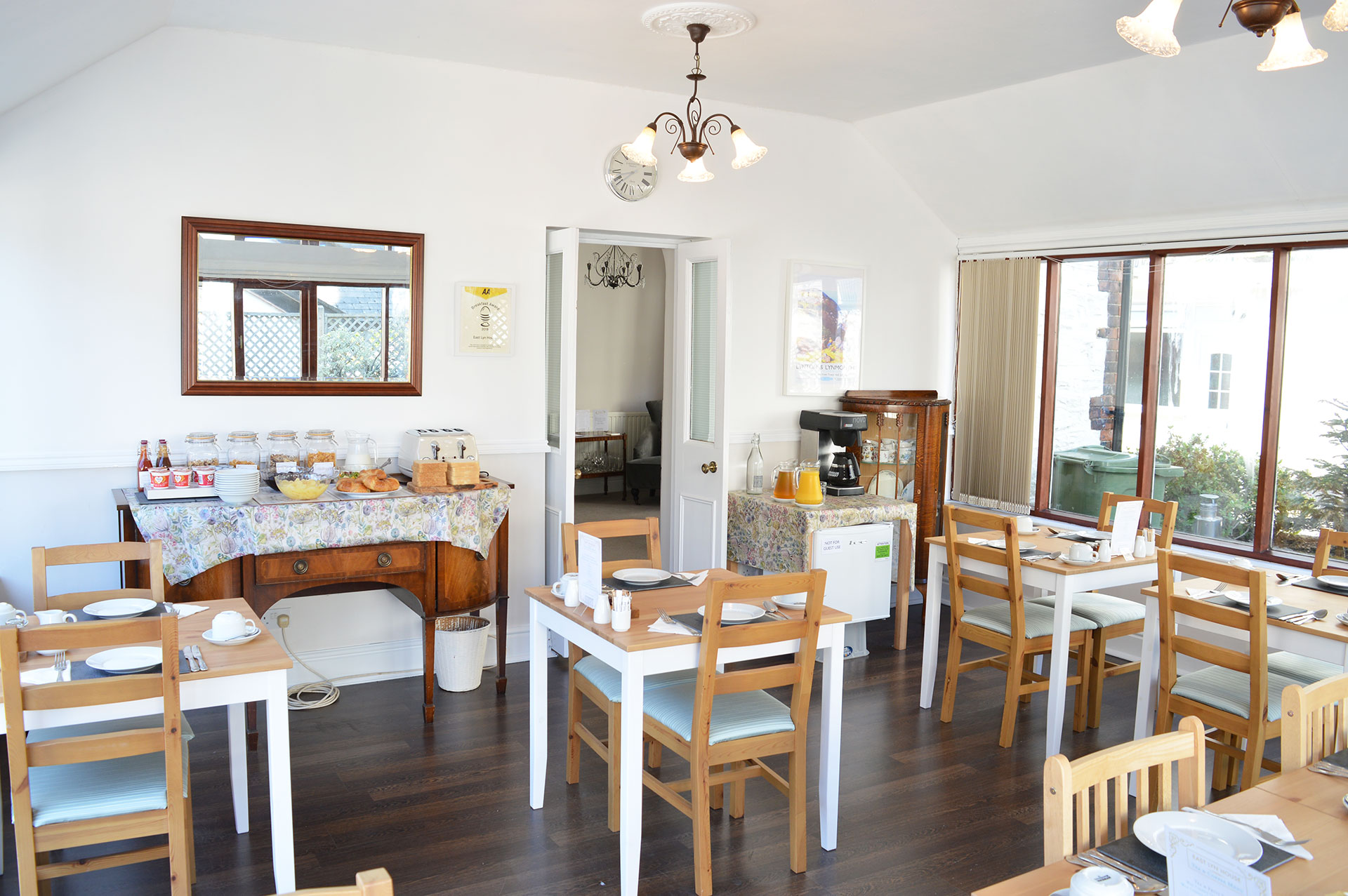 Bed And Breakfast Leigh On Sea East Lyn House Bed Breakfast In Lynmouth Devon