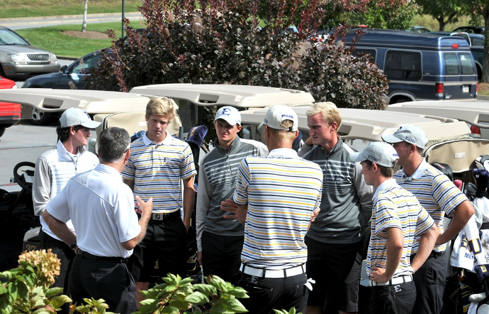 The ETSU men's golf team is to attend the Puerto Rico Classic at the end of the month after finishing in the top 15 of the Jones Cup, in which 13 countries were represented. (Photograph Contributed)