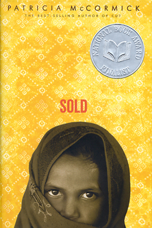 """Now a motion picture, Patricia McCormick's """"Sold"""" has the emotional attention of readers. The novel tells the story of a 13-year-old girl sold into sex slavery in India. (Photograph Courtesy of www.patriciamccormick.com)"""