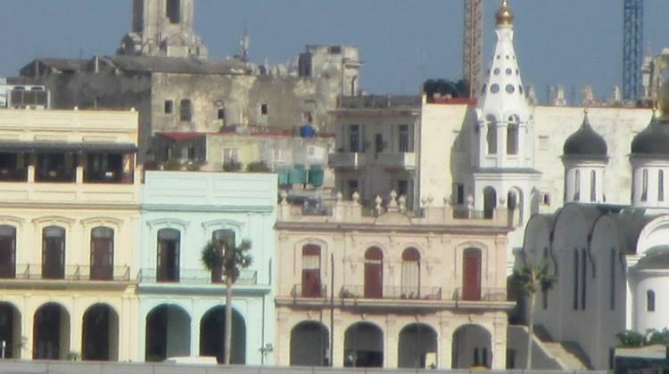Havana across the bay