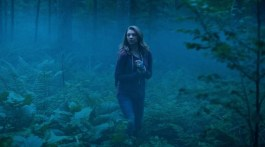 "Natalie Dormer stars as Sara Price, a woman in search of her missing sister, in ""The Forest."" (Photograph Courtesy of fandango.com)"