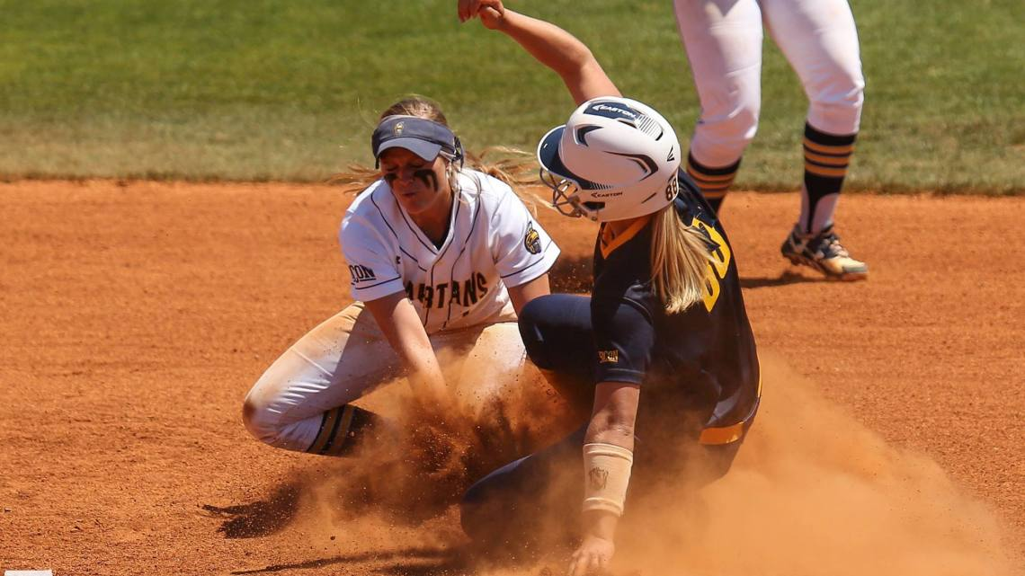 Photograph courtesy of ETSU Athletics/Dakota Hamilton