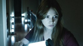 "Karen Gillan stars in the 2014 horror film ""Oculus."" (Contributed)"