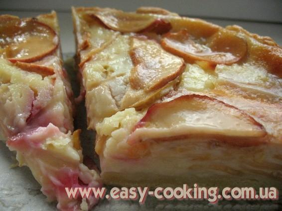 Apple Pie Recipe - Ukrainian Cuisine