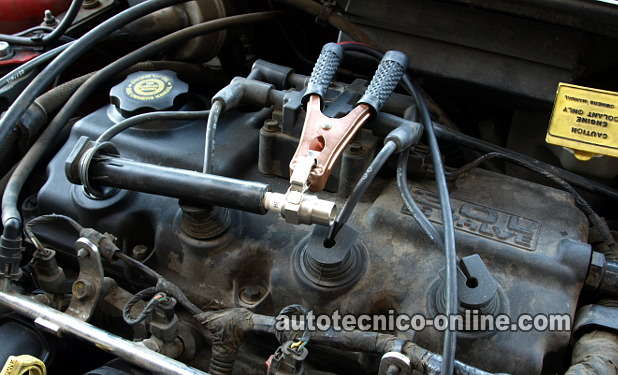 Part 1 -How to Test the Ignition Coil Pack (Chrysler 20L, 24L)