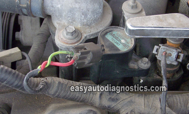 Part 1 -How to Test the Ford 46L, 54L Coil-on-Plug Ignition Coils