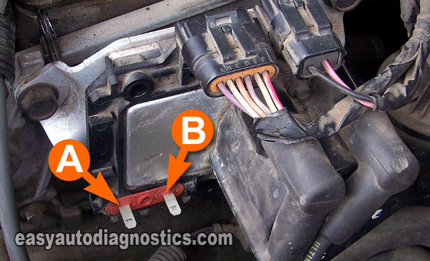 Part 1 -How to Test the GM 22L Ignition Coil Pack
