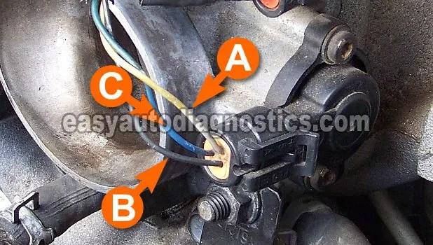 Part 1 -How to Test the Throttle Position Sensor (GM 31L, 34L)