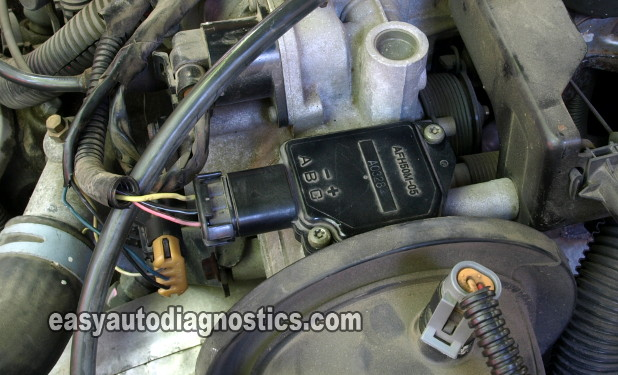 Part 1 -How to Test the MAF Sensor (GM 38L V6 1996-2005)
