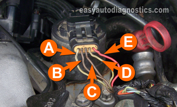 Part 1 -How To Test the GM EGR Valve -Buick, Chevy, Olds, Pontiac
