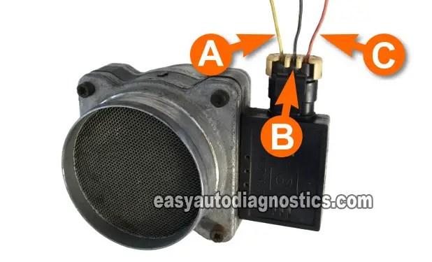 Part 1 -How to Test the GM MAF Sensor (31L, 34L, 43L, 50L and 57L)