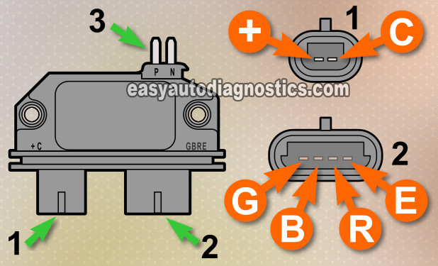 Part 2 -How to Test the GM Distributor Mounted Ignition Module