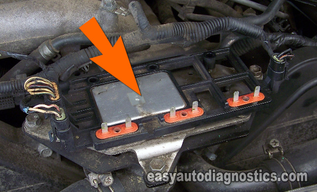 Part 1 -Ignition Control Module Test (1992-95 32L Isuzu Rodeo and