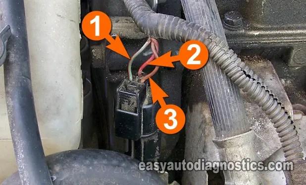 Part 4 -Ignition Coil and Crank Sensor Tests (18L, 24L Mitsubishi)