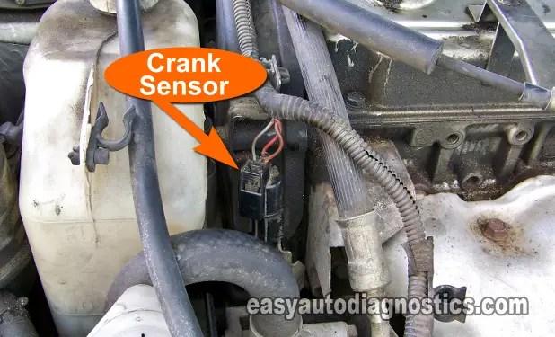 Part 1 -Ignition Coil and Crank Sensor Tests (18L, 24L Mitsubishi)
