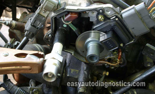 Part 1 -How to Test the Ignition Coil 24L Nissan Altima (1997-2001)