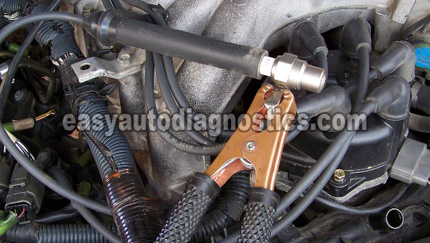 Ka24e Engine Wiring Diagram Part 3 Power Transistor Test And Ignition Coil Test 3 3l