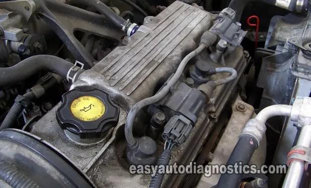 Part 1 -How to Test the Ignition Coils Suzuki Swift, Vitara - Chevy