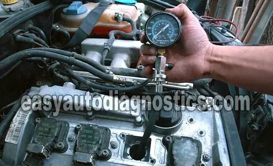 Part 1 -How to do a Compression Test (VW 18L Jetta, Passat, Golf