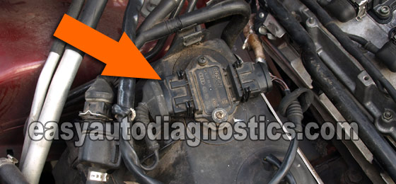 Part 1 -How to Test the 18L VW Ignition Control Module and Ignition