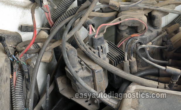 87 Chevy R10 Wiring Diagram Part 1 How To Test The Ignition Coil Step By Step 2 8l