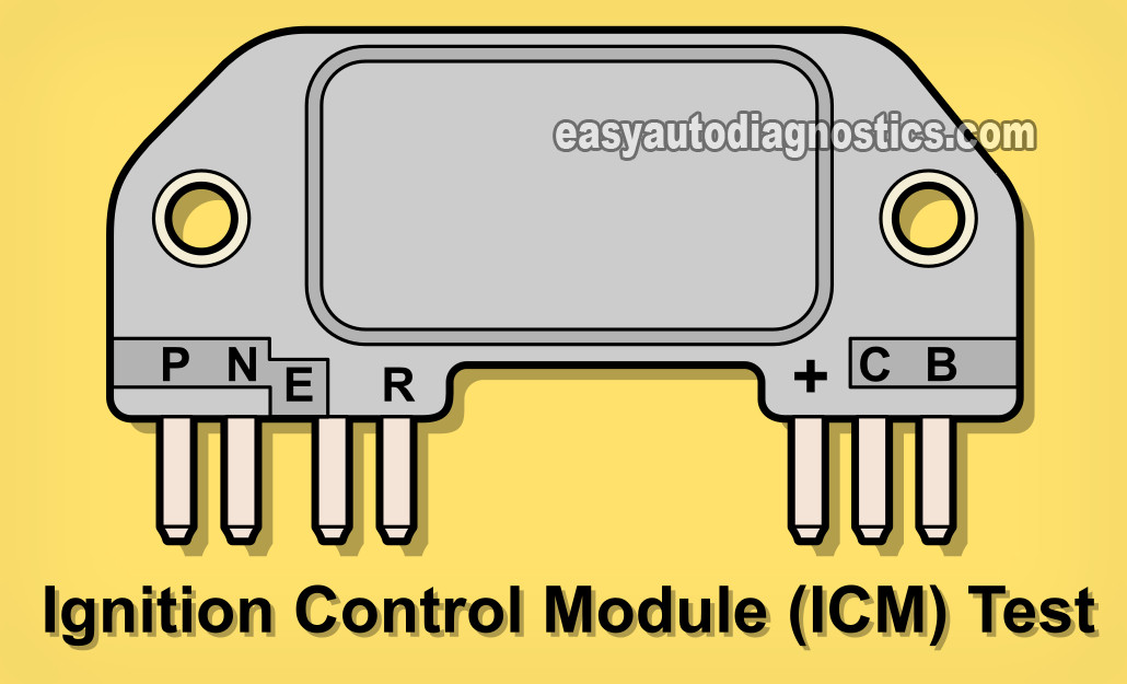 Part 1 -How To Test the Ignition Control Module (28L V6 GM)