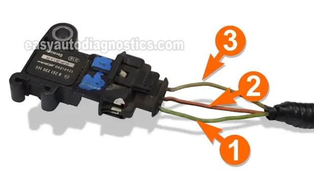 Part 1 -How To Test The MAP Sensor (2007-2010 22L Chevrolet Cobalt)
