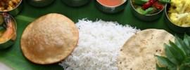 Hindu meal