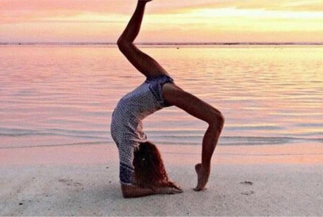 yoga try