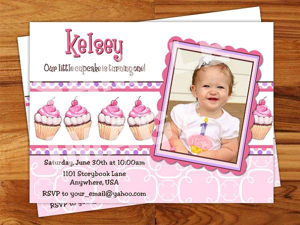 First Birthday Invitation Wording and 1st Birthday Invitations - Easyday - birthday invitation model