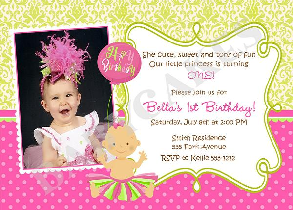 Birthday Invitation Wording - Easyday - invitations samples for birthday