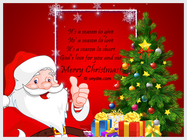 Top Merry Christmas Wishes and Messages - Easyday