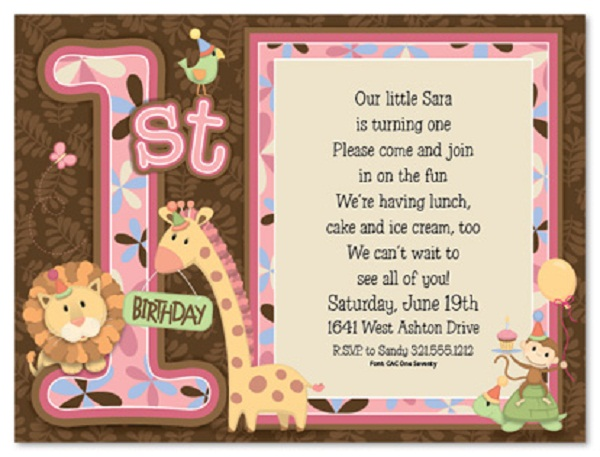 Baby Girl 1st Year Calendar First Year Calendars 1st Year Calendars Baby Scrapbook First Birthday Invitation Wording And 1st Birthday