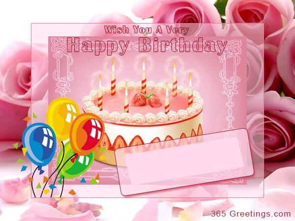 Holi 3d Wallpaper Name Birthday Wishes Easyday