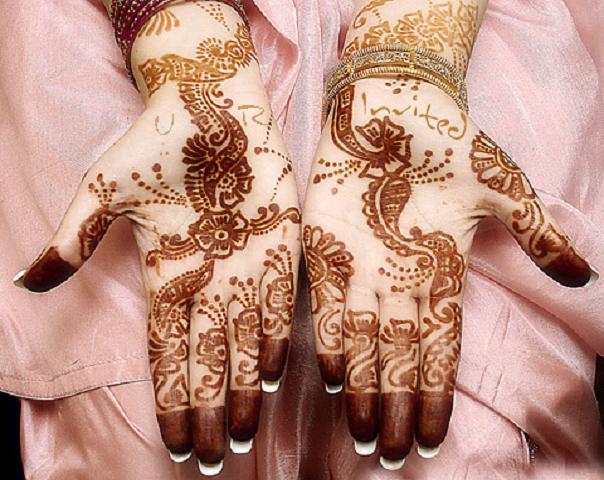 Arabic-Henna-Design