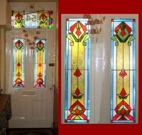 glass-painting-for-doors - Easyday