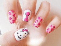 Hello Kitty Nails Designs | Nail Designs, Hair Styles ...