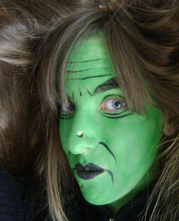 best and scary halloween makeup ideas 2015  easyday