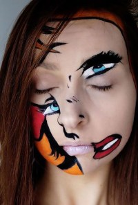 Cool-halloween-makeup-ideas - Easyday