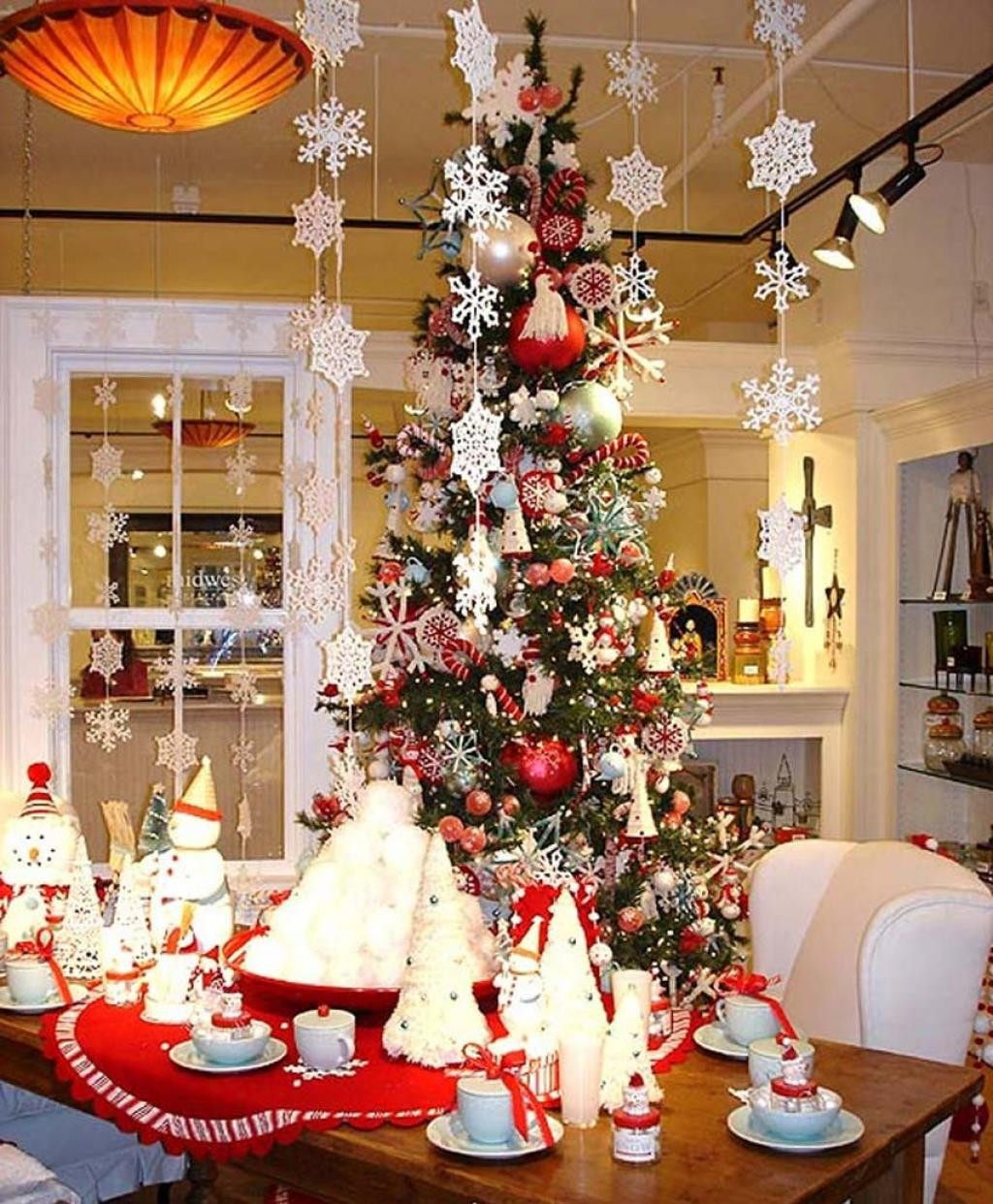 Christmas Tables Decorated 40 Christmas Table Decors Ideas To Inspire Your Pinterest