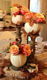 31 Stylish Thanksgiving Table Decor Ideas - Easyday